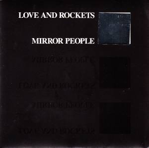 Cover - Love And Rockets: Mirror People