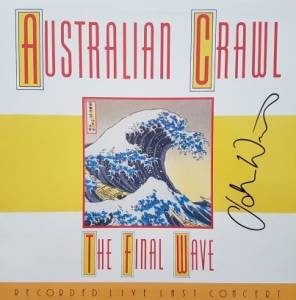 Cover - Australian Crawl: Final Wave, The