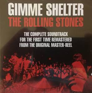 Cover - Jefferson Airplane: Gimme Shelter (The Complete Soundtrack For The First Time Remastered From The Original Master-Reel)