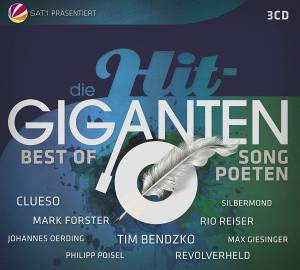 Cover - Elif: Hit-Giganten - Best Of Songpoeten, Die