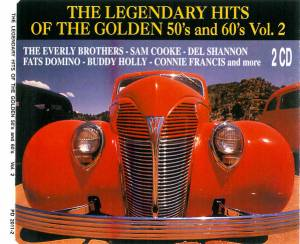 Cover - Gale Garnett: Legendary Hits Of The Golden 50's And 60's Vol.2, The
