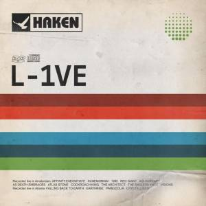 Cover - Haken: L-1VE