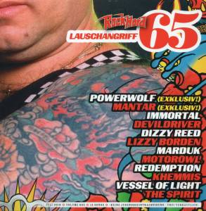 Cover - Spirit, The: Rock Hard - Lauschangriff Vol. 065
