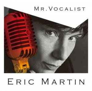 Cover - Eric Martin: Mr. Vocalist