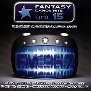 Cover - Scotty Vs. Rudy MC: Fantasy Dance Hits Vol. 15