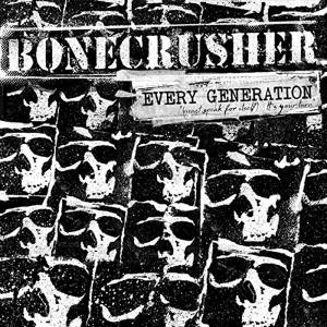 Cover - Bonecrusher: Every Generation