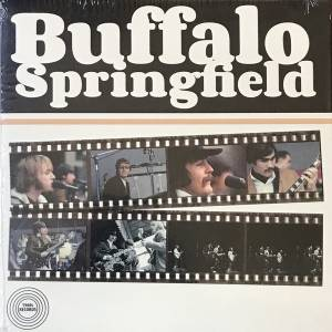 Cover - Buffalo Springfield: Live At Monterey 1967