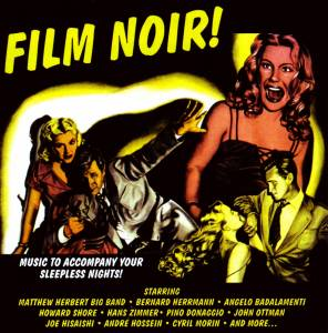 Cover - Edward Artemyev: Film Noir!