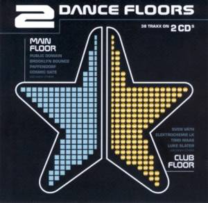 Cover - Horrorist, The: 2 Dance Floors