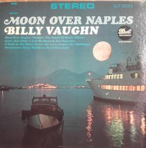 Cover - Billy Vaughn & His Orchestra: Moon Over Naples