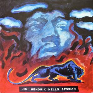 Cover - Jimi Hendrix: Hells Session