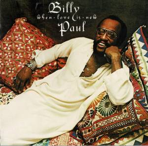 Cover - Billy Paul: When Love Is New