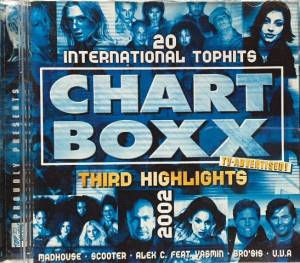 Cover - 1 Giant Leap Feat. Robbie Williams & Maxi Jazz: Chartboxx - Third Highlights 2002