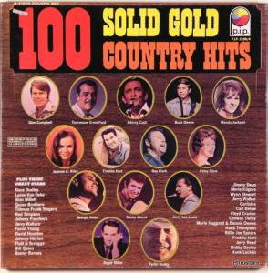 Cover - Wynn Stewart: 100 Solid Gold Country Hits
