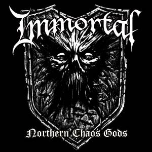 Immortal: Northern Chaos Gods - Cover