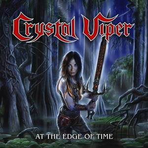 Cover - Crystal Viper: At The Edge Of Time