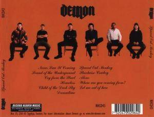 Demon: Spaced Out Monkey (CD) - Bild 2