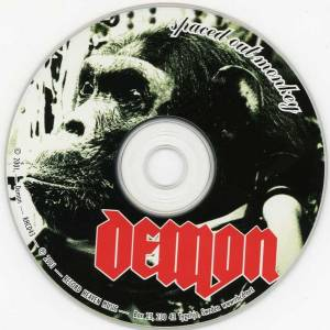 Demon: Spaced Out Monkey (CD) - Bild 3