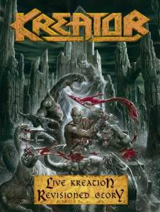 Kreator: Live Kreation - Revisioned Glory (DVD) - Bild 1