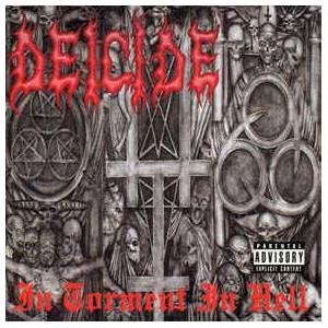 Deicide: In Torment In Hell - Cover