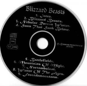 Immortal: Blizzard Beasts (CD) - Bild 4