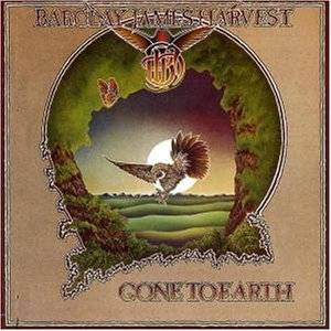 Cover - Barclay James Harvest: Gone To Earth