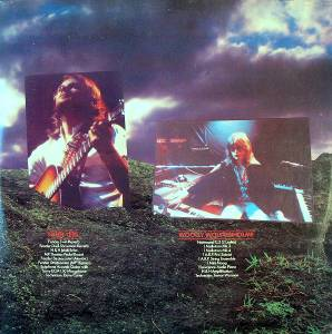 Barclay James Harvest: Live Tapes (2-LP) - Bild 4