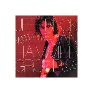 Jeff Beck & The Jan Hammer Group: Live - Cover