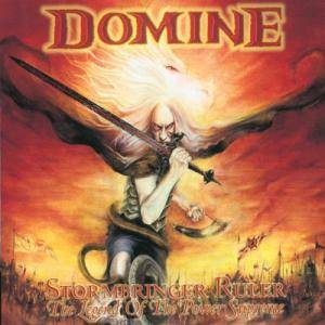 Domine: Stormbringer Ruler - The Legend Of The Power Supreme - Cover