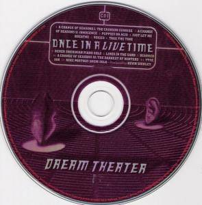 Dream Theater: Once In A Livetime (2-CD) - Bild 3