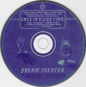Dream Theater: Once In A Livetime (2-CD) - Bild 4