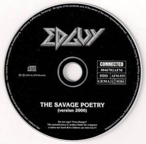 Edguy: The Savage Poetry (CD) - Bild 5