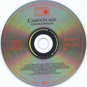 Camouflage: Voices & Images (CD) - Bild 3