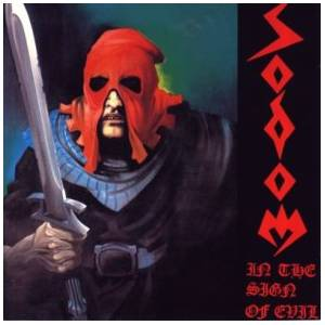 Sodom: In The Sign Of Evil - Cover
