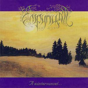 Empyrium: Wintersunset..., A - Cover