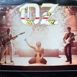 Cover - OZ: Oz, The