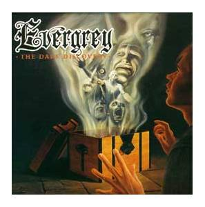 Evergrey: Dark Discovery, The - Cover