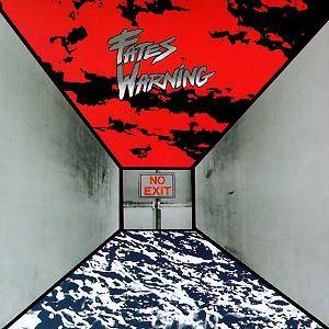 Fates Warning: No Exit - Cover