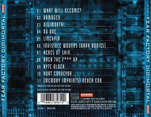 Fear Factory: Digimortal (CD) - Bild 2