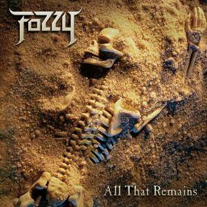 Fozzy: All That Remains - Cover