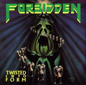 Forbidden: Twisted Into Form - Cover