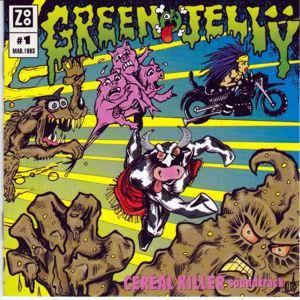 Green Jellÿ: Cereal Killer Soundtrack - Cover