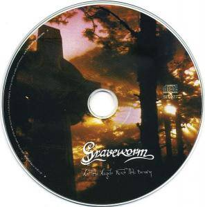 Graveworm: As The Angels Reach The Beauty (CD) - Bild 2