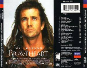 James Horner: Braveheart (CD) - Bild 2