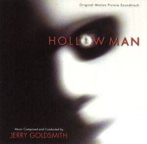 Jerry Goldsmith: Hollow Man - Cover