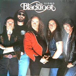 Blackfoot: Siogo - Cover