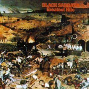 Black Sabbath: Greatest Hits - Cover