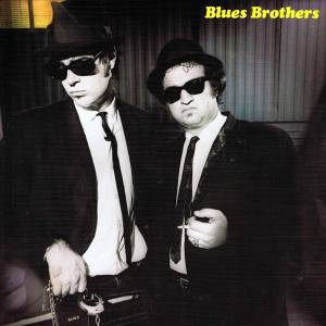 Cover - Blues Brothers, The: Briefcase Full Of Blues