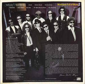 The Blues Brothers: Briefcase Full Of Blues (LP) - Bild 2