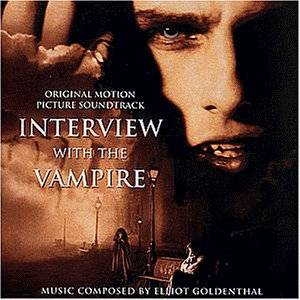 Cover - Elliot Goldenthal: Interview With The Vampire